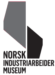 Logo for Norsk Industriarbeidermuseum.